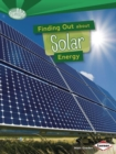 Finding Out About Solar Energy - Book
