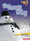 It's Snowy Today - eBook