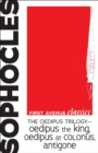 The Oedipus Trilogy - Oedipus the King, Oedipus at Colonus, Antigone - eBook