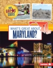 What's Great about Maryland? - eBook
