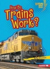 How Do Trains Work - Book