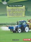 How Can We Reduce Agricultural Pollution - Book