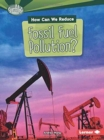 How Can We Reduce Fossil Fuel Pollution - Book