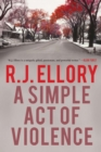 A Simple Act of Violence - eBook