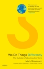We Do Things Differently - Book