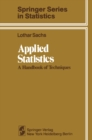Applied Statistics : A Handbook of Techniques - eBook