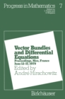 Vector Bundles and Differential Equations : Proceedings, Nice, France June 12-17, 1979 - eBook