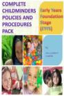 Complete Child Minders Policies and Procedures Pack - eBook