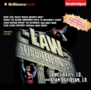 The Law of Superheroes - eAudiobook