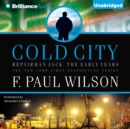 Cold City - eAudiobook