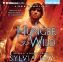 A Hunger So Wild - eAudiobook