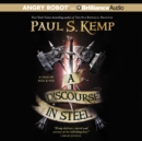 A Discourse in Steel - eAudiobook