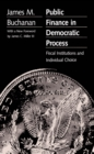 Public Finance in Democratic Process : Fiscal Institutions and Individual Choice - eBook