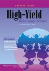 High-Yield Behavioral Science - eBook