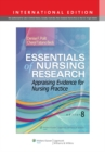 Essentials of Nursing Research : Appraising Evidence for Nursing Practice - eBook
