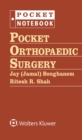 Pocket Orthopaedic Surgery - eBook