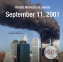 Historic Moments in Speech: September 11, 2001 - eAudiobook