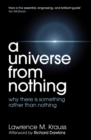 A Universe From Nothing - eBook