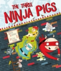The Three Ninja Pigs - Book