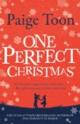 One Perfect Christmas - eBook