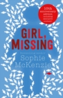 Girl, Missing - Book