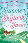 Summer at Skylark Farm - Book