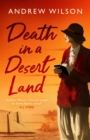 Death in a Desert Land - Book