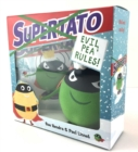 Supertato: Evil Pea Rules Book and Soft Toy - Book
