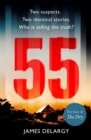 55 : The twisty, unforgettable serial killer thriller of the year in 2019 - Book