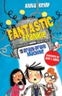 Fantastic Frankie and the Brain-Drain Machine - Book