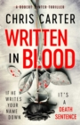 Written in Blood - Book