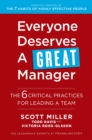 Everyone Deserves a Great Manager - Book