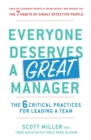 Everyone Deserves a Great Manager - eBook