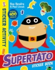 Supertato Sticker Book - Book