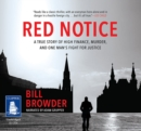 Red Notice - Book