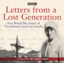 Letters from a Lost Generation : First World War Letters of Vera Brittain and Four Friends - Book