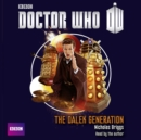 Doctor Who: The Dalek Generation - Book