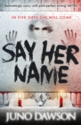 Say Her Name - eBook