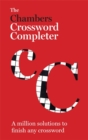 The Chambers Crossword Completer - New Edition : Book - Book