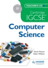 Cambridge IGCSE Computer Science Teacher's CD - Book