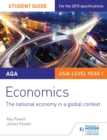 AQA Economics Student Guide 2 : The national economy in a global context - eBook
