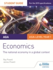 AQA Economics Student Guide 2: The national economy in a global context - eBook