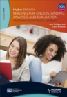 Higher English: Reading for Understanding, Analysis and Evaluation - Answers and Marking Schemes - Book