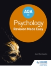 AQA AS Psychology: Revision Made Easy - eBook