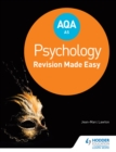 AQA AS Psychology : Revision Made Easy - eBook