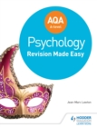 AQA A-level Psychology : Revision Made Easy - eBook