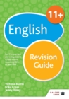 11+ English Revision Guide : For 11+, pre-test and independent school exams including CEM, GL and ISEB - eBook