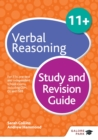 11+ Verbal Reasoning Study and Revision Guide : For 11+, pre-test and independent school exams including CEM, GL and ISEB - eBook