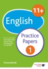 11+ English Practice Papers 1 - eBook