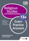 Religious Studies for Common Entrance 13+ Exam Practice Answers - eBook